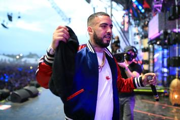 French Montana Reportedly Owes Over $400K On 2016 Tax Bill