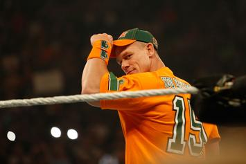 """John Cena Is Down To Play Captain America: """"I'd Totally Do It"""""""