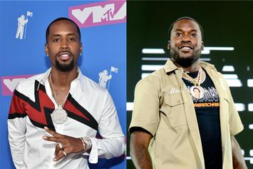"Safaree Samuels Is Over Meek Mill Beef: ""I Can Tell He Ain't On No BS"""