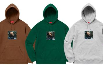 Supreme Launches Marvin Gaye Capsule Collection