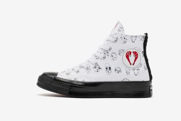 Shrimps x Converse Collection Available Now: Purchase Links