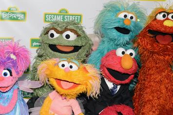 Sesame Street Reveals First Homeless Character
