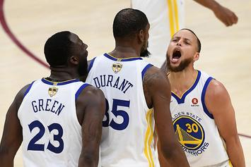 "Steph Curry: Shaq Is ""Dead Wrong"" About Warriors Chances Against '01 Lakers"