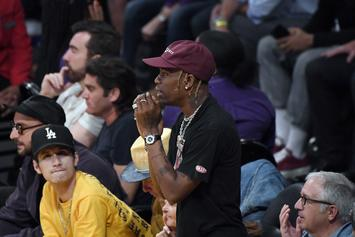 "The Guy Who Staged Travis Scott Cheating Photos Says He Gave Him A ""Free Pass"""