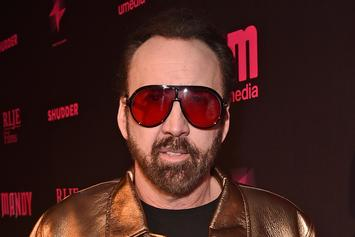 """Nicolas Cage Made """"Filthy"""" Jokes For """"Spider-man: Into The Spider-Verse"""""""