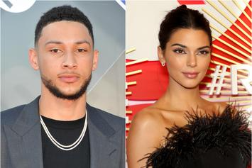 "Philadelphia 76ers Co-owner Says Kendall Jenner Is A ""Great Influence"" On Ben Simmons"