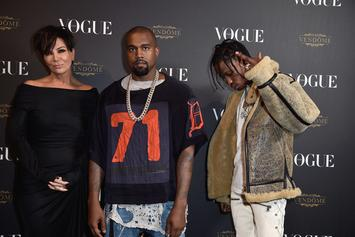 "Kanye West Says He Spoke & Met With Travis Scott: ""It's All Love"""
