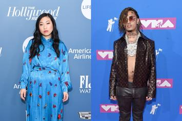Awkwafina Calls Out Lil Pump Over Racism Towards Asians In Upcoming Song