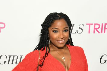 "Toya Wright Responds To Marriage Rumours With Baby Father Robert ""Red"" Rushing"