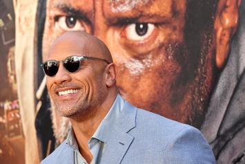"""The Rock Reveals His New Character """"Dwanta Claus"""""""