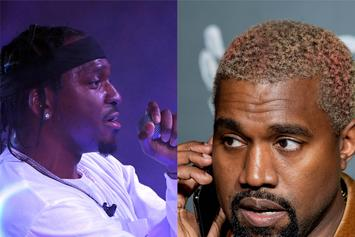 "Pusha-T On Working With Kanye West: ""He Basically Has My Life In His Palm"""