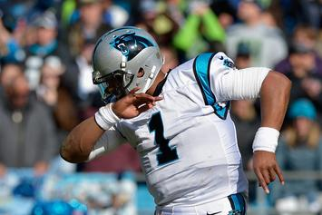 Cam Newton To Be Shut Down By Panthers For Remainder Of NFL Season