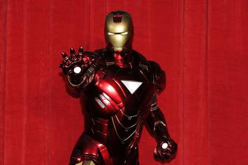 Iron Man Gravestone Approved By Marvel For Young Fan That Died Of Cancer