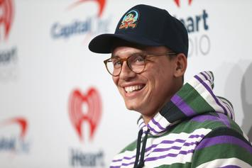 "Logic Hosts A Table Read For His Upcoming ""Second Movie"""