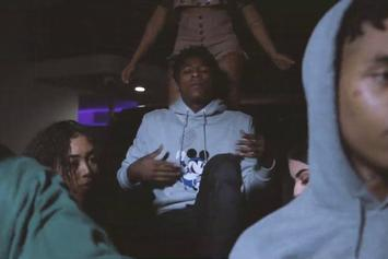 "Youngboy Never Broke Again Grabs The Gang For ""I Came Thru"" Music Video"