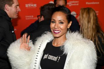 Jada Pinkett Smith Reveals The Name Of The First Man She Took Home For The Holidays