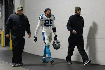 """Eric Reid Says He Was Fined $20,000 On A """"Legal"""" Play"""