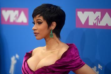 Cardi B Reportedly Turned Down Super Bowl Performance