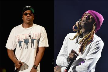 Lil Wayne Says Jay-Z Helped Him With His Taxes When He Was Down