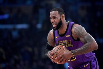 LeBron James Groin Injury Now Listed As Day-To-Day