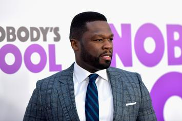 50 Cent Channels King Joffrey In Now Deleted Instagram Post
