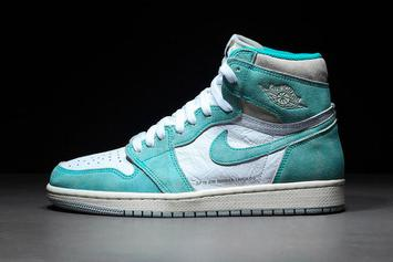 "Air Jordan 1 ""Turbo Green"" Rumored For 2019 Release"