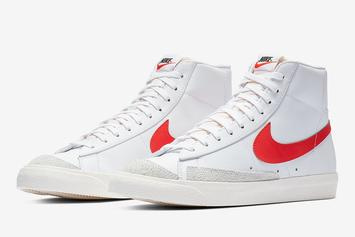 Vintage Nike Blazer Set To Release New Year's Day