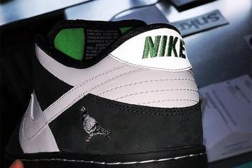 "Jeff Staple's Nike SB Dunk ""Panda Pigeon"" Releasing January 6th"