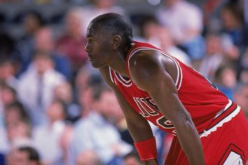 """Michael Jordan Reveals """"I Would Never Say That I'm The Greatest Player"""""""