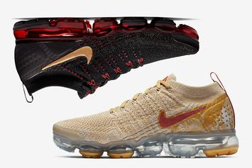"Nike Vapormax 2.0 ""Year Of The Pig"" Closer Look"