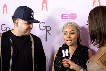 Blac Chyna Agrees To Buy Rob Kardashian New TV After She Destroyed It