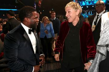 Kevin Hart Opens Up About Stepping Down From The Oscars With Ellen