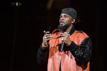 "R. Kelly's Spotify Streams Increase After Lifetime Airs ""Surviving R. Kelly"""