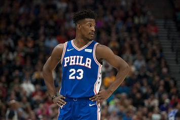 "Jimmy Butler ""Aggressively Challenged"" Sixers Coach About His Role In The Offense"