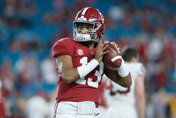 Alabama QB Tua Tagovailoa Has 400+ Relatives Attending National Title Game