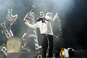 "A$AP Rocky's Announces Openers For The ""Injured Generation"" Tour"