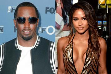"""Diddy Believes Cassie """"Upset Him"""" With New BF Photos On Purpose, Sources Say"""