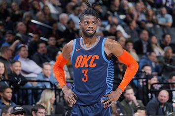 Nerlens Noel Taken Off On Stretcher After Wiggins' Dunk Attempt: Video