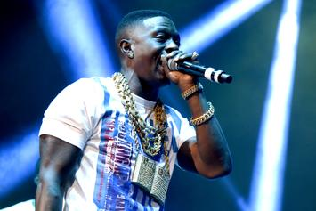 """Boosie Teaches His Kid How To Drive: """"You Can Drive At 2, I Don't Give A Fu*k!"""""""