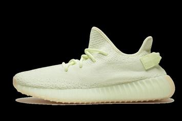 "Adidas YEEZY BOOST 350 V2 ""Butter"" Is Re-Releasing On Friday"