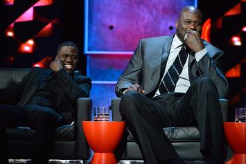 Shaq Defends Kevin Hart: 'I Thought Comedians Were Allowed To Crack Jokes'