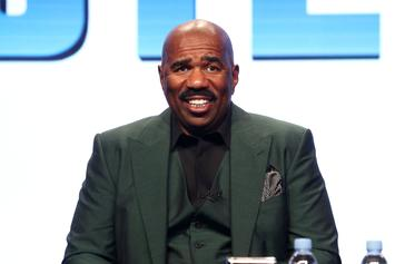 Steve Harvey Blindsided By The Possible End Of His Daytime Talk Show