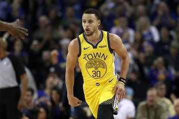 "Steph Curry Climbs To 3rd All-Time In NBA's ""3-Pointer List"""