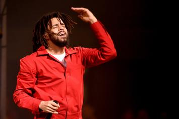"""J. Cole Reflects On Tear-Jerking """"Revenge of the Dreamers III"""" Session"""
