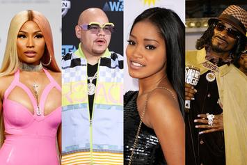 10 Year Challenge: Nicki Minaj, Kevin Hart & Snoop Dogg Hop On The Trend