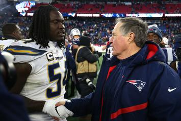 """Melvin Ingram Upset After Loss To Patriots, """"We Haven't Accomplished Sh*t"""""""