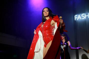 Cardi B Shares Fashion Tips While Showing Off New Fashion Nova Collection