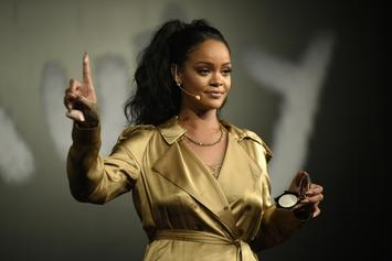 Rihanna Sues Father For Jacking Fenty Brand Name: Report