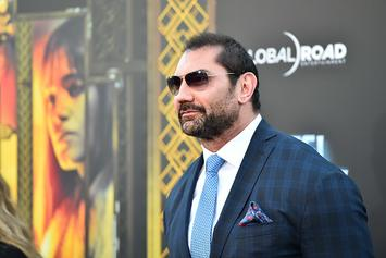 "Dave Bautista In Talks For ""Major Match"" At Wrestlemania 35: Report"