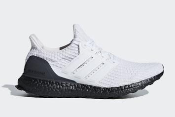 """Adidas UltraBoost """"White/Black"""" To Release Soon"""